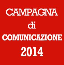 Campagna di comunicazione 2014
