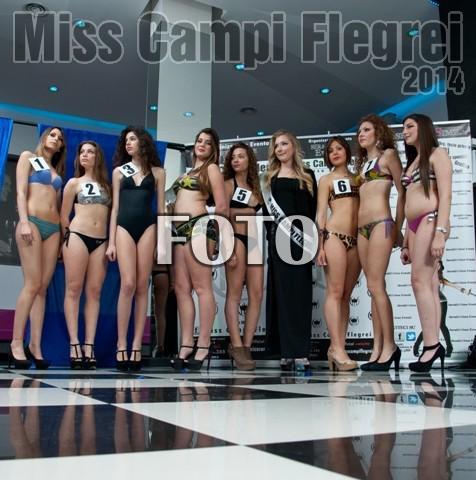 Foto Casting Miss Campi Flegrei 2014