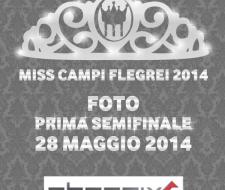 Miss Campi Flegrei 2014 Semifinale