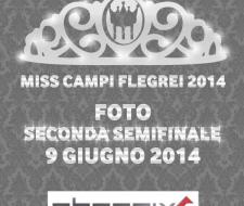 Miss Campi Flegrei 2014 Seconda Semifinale