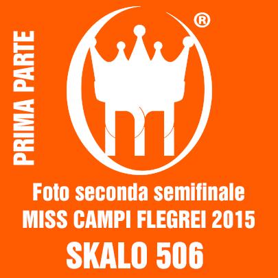 0 copertina prima parte  seconda SEMIFINALI 2015 MISS CAMPI FLEGREI